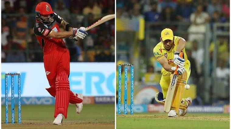 Royal Challengers Bangalore vs Chennai Super Kings Match