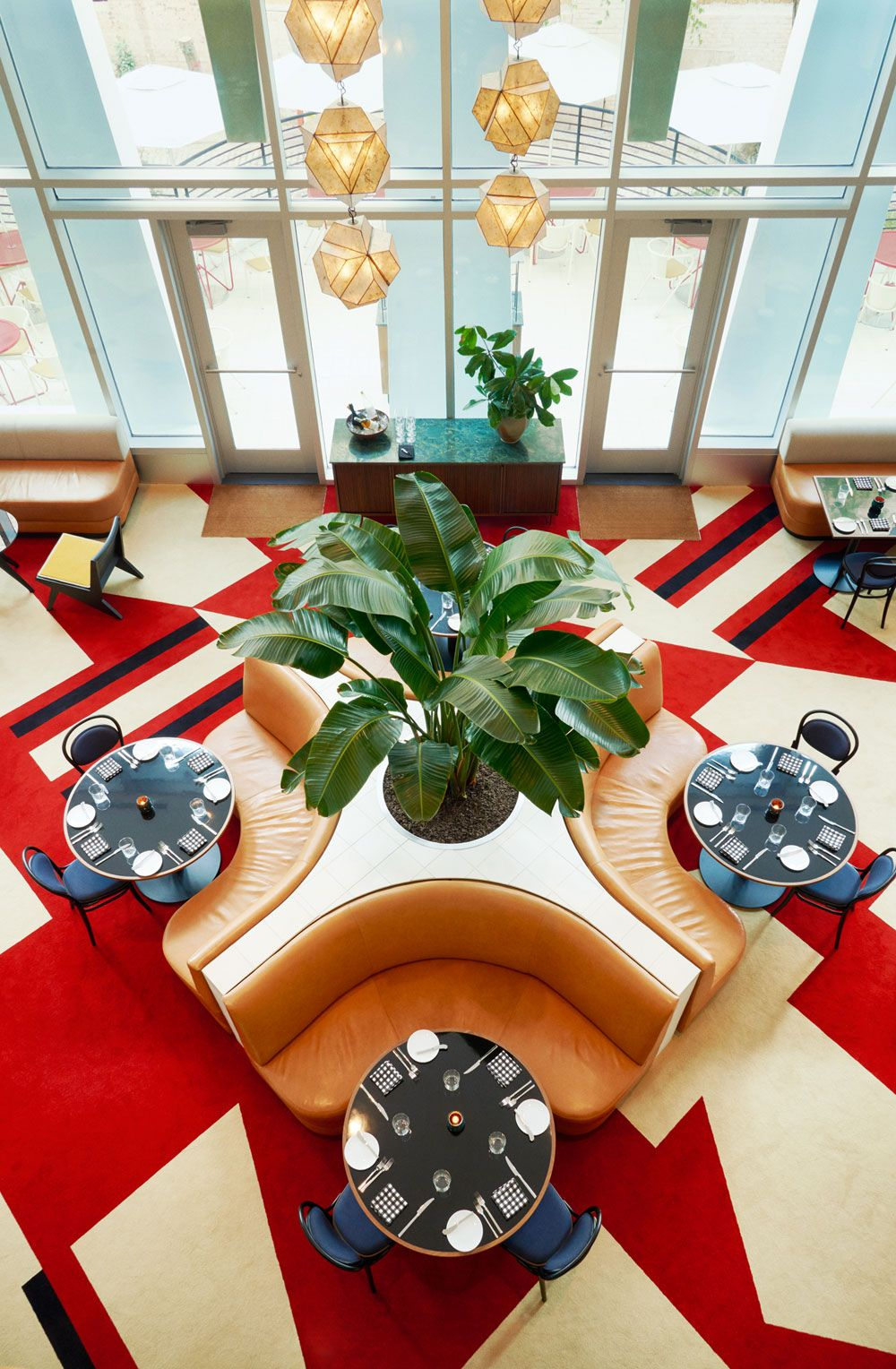 The Durham Hotel North Carolina Interiors Studio