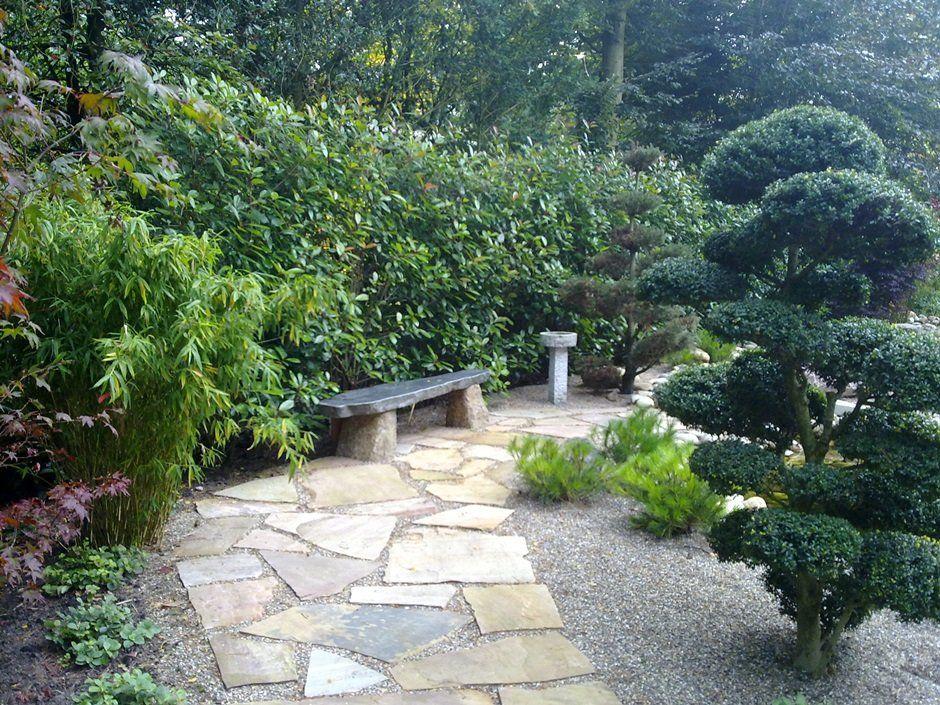 Japanse tuin aanleggen met bamboe google zoeken for Zen tuin aanleggen