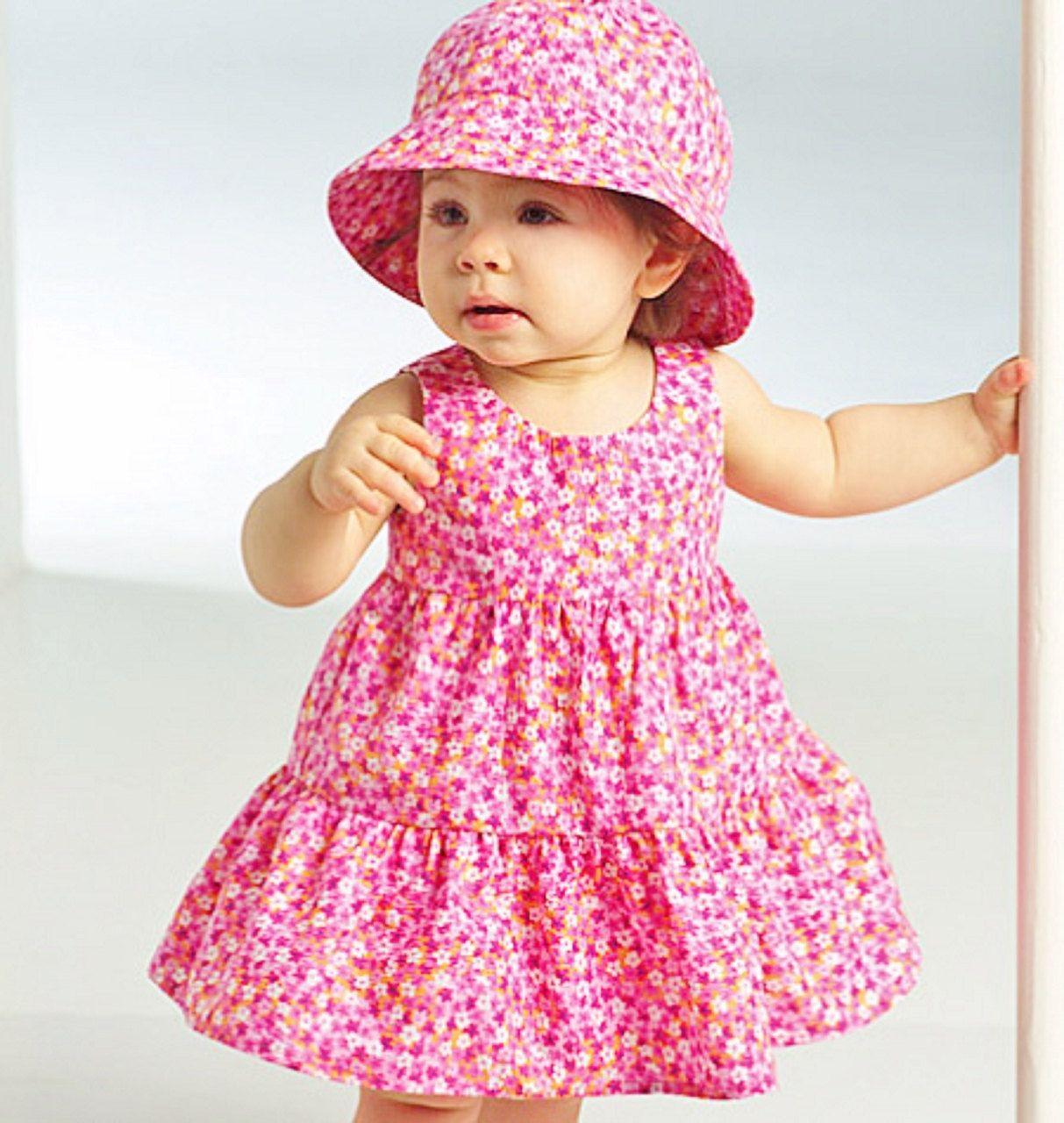 Toddler Sundress Pattern Toddler Dress Pattern Baby Girl   Dresses ...