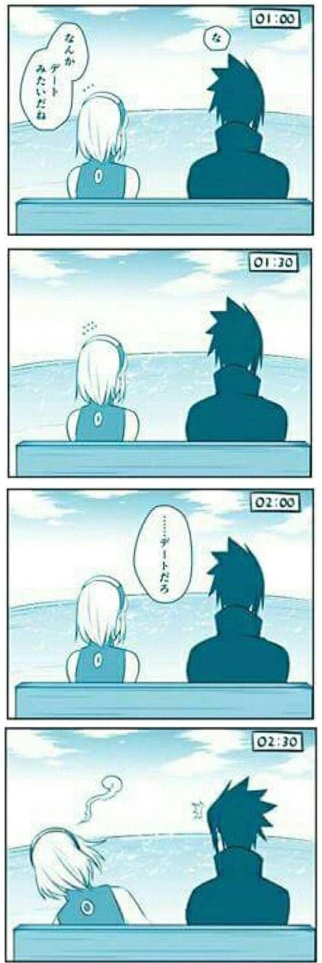 naruto sakura dating