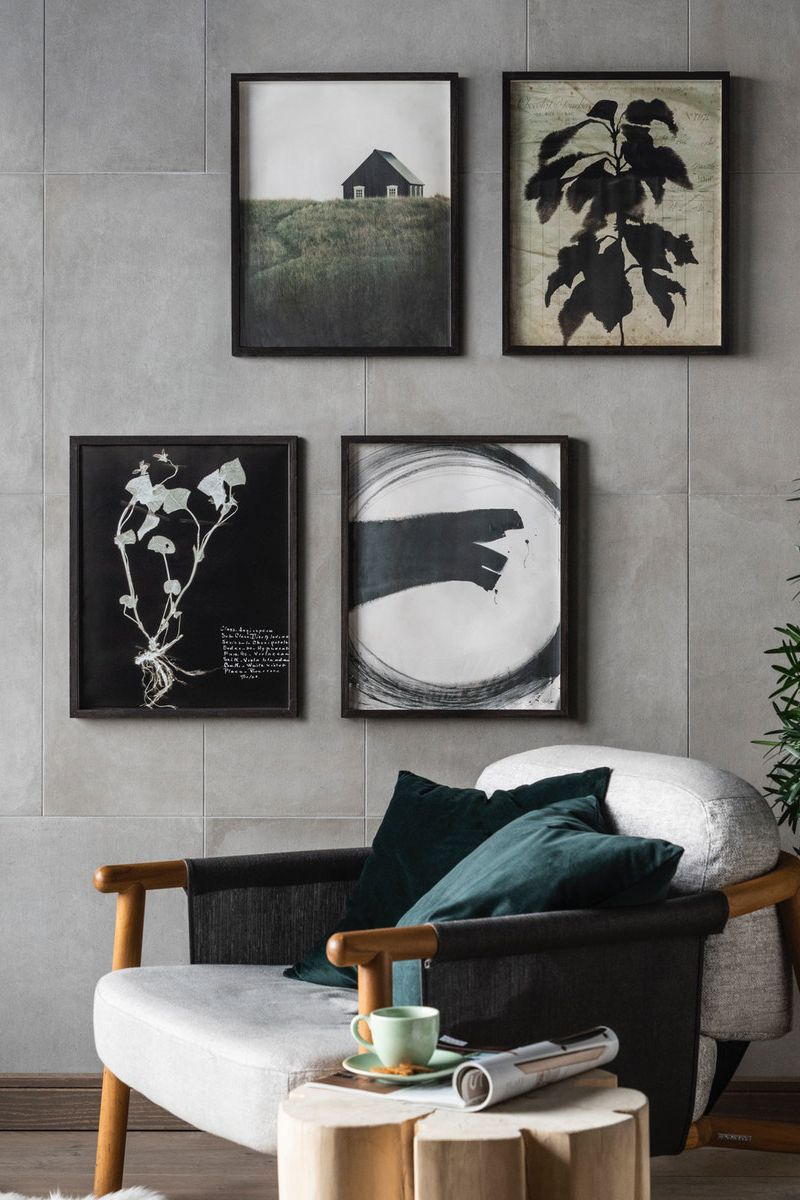 Fiskbo Rahmen Schwarz Ikea Deutschland Bilder Dekoration Ikea Rahmen