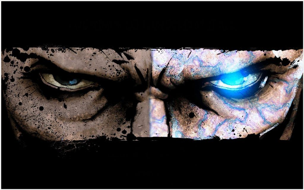 Infamous Angry Eyes Wallpaper Infamous Angry Eyes Wallpaper