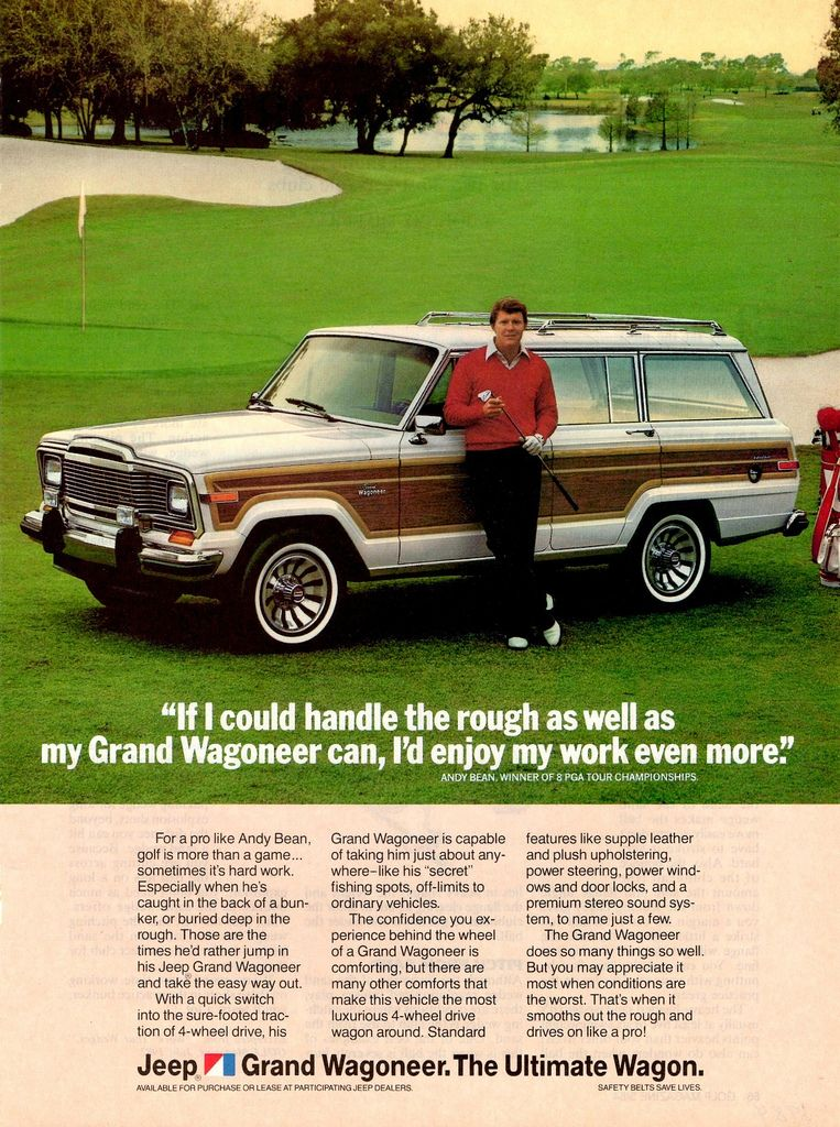 1984 Jeep Grand Wagoneer Jeep Grand Jeep Jeep Wagoneer
