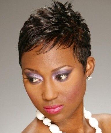 Amazing 1000 Images About Hair Styles On Pinterest Black Women Short Short Hairstyles For Black Women Fulllsitofus