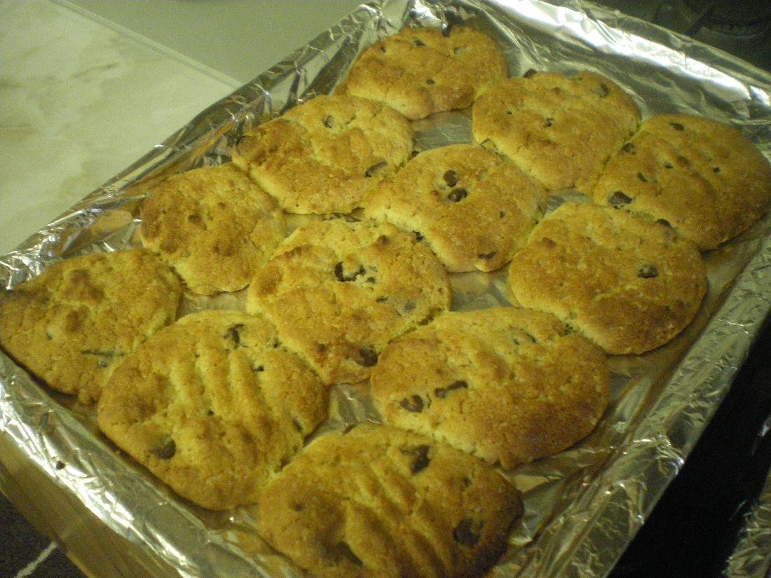 Dairy free choc chip cookies recipe dairy free cookies
