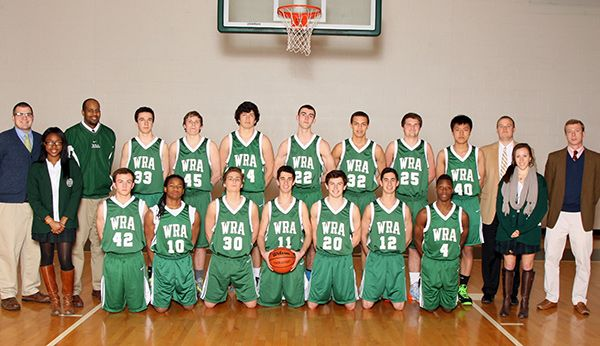 Western Reserve Academy Basketball Varsity Boys Basketball Varsity Boys