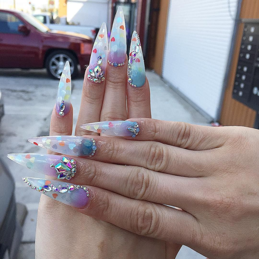 """LA STYLE NAILS SPA on Instagram: """"#nails #nails # ..."""