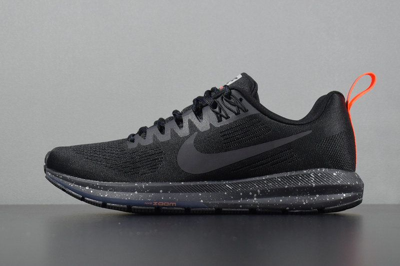 Cheapest Shoes For Man Nike Air Zoom Structure 21 Black Obsidian 907324 001 Shoe