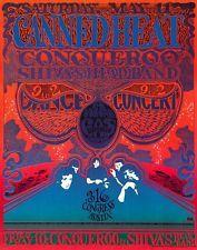 Vintage Concert Posters Psychedelic Poster Rock Poster Art Vintage Concert Posters