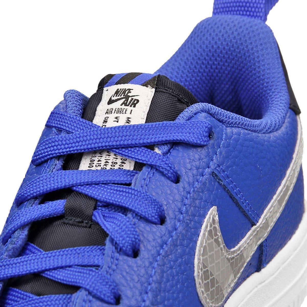 Sports Men S Nike Nike Air Force 1 Lv8 2 Gs Jr Bq5484 400 Shoes Blue Nike Air Force Nike Air Mens Nike Shoes
