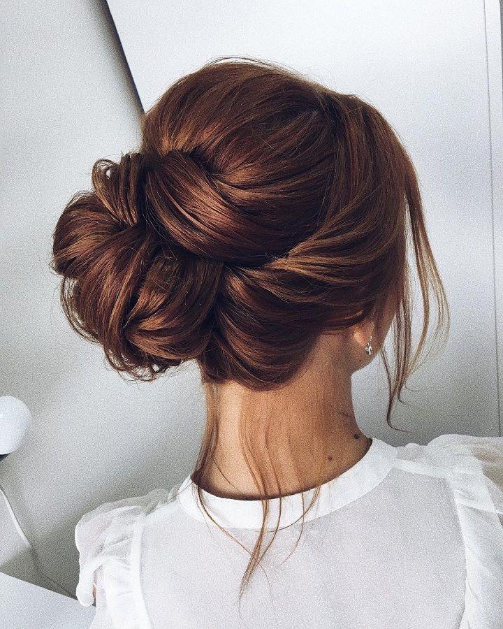 Beautiful Updo Wedding Hairstyle Idea Wedding Hair Hairstyle