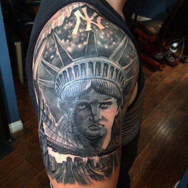 Top 103 Mind Blowing Badass Tattoo Ideas 2020 Inspiration Guide Half Sleeve Tattoo Half Sleeve Tattoos Drawings Half Sleeve Tattoos Color