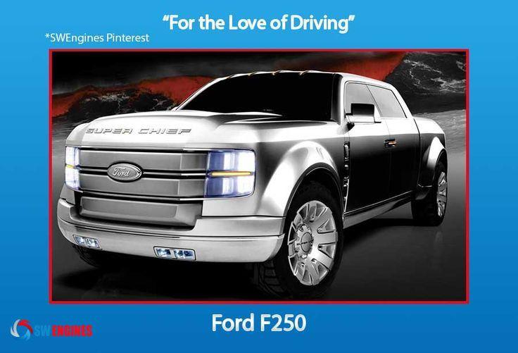 Swengines Ford F250 Ford F250 Ford Super Duty Hydrogen Car