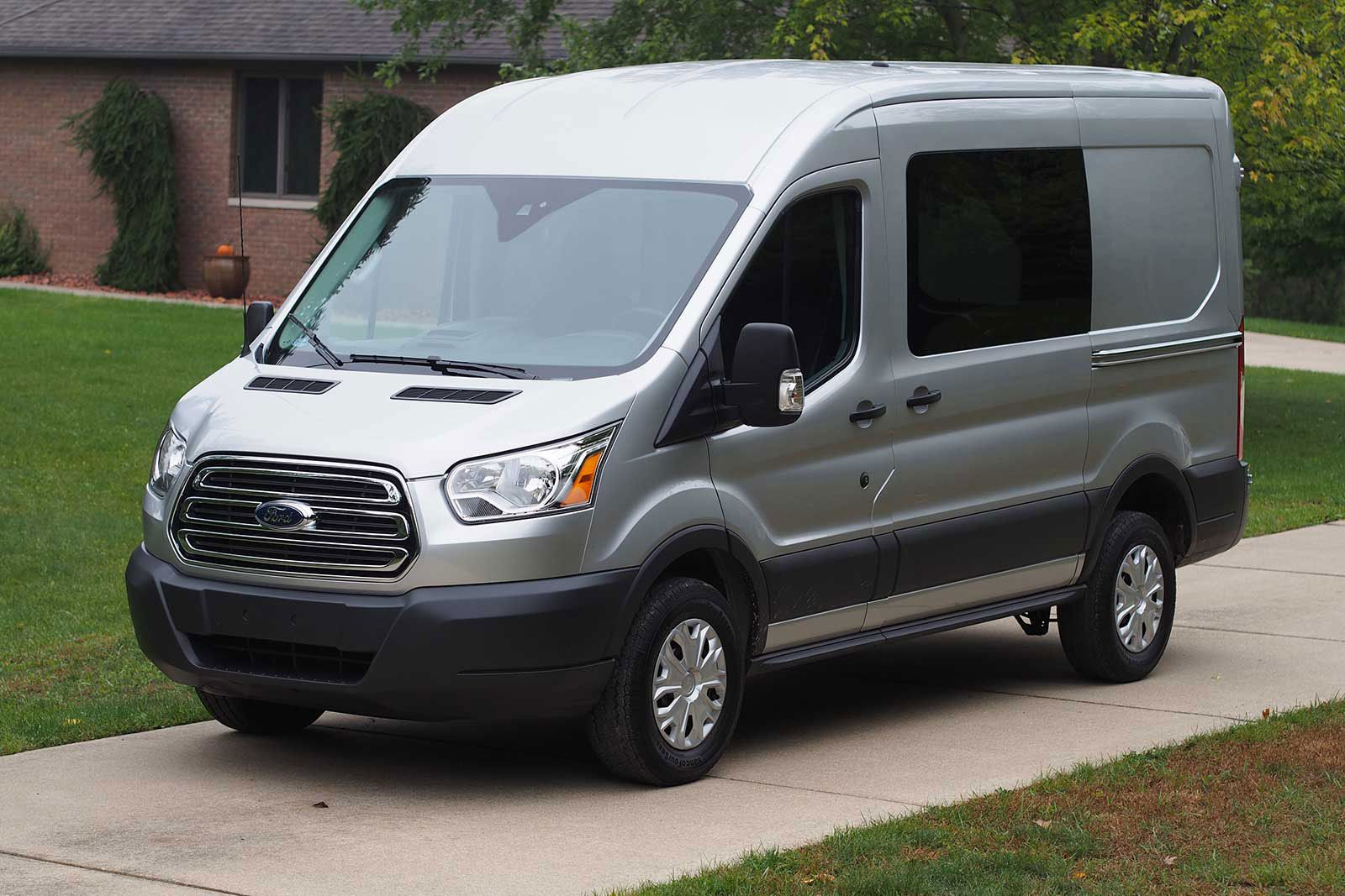 With Ford Transit You Get Excellent Performance And Amazing