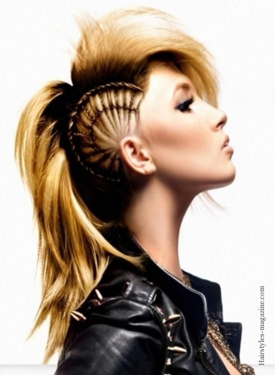 Remarkable 1000 Images About 214 On Pinterest Cool Hairstyles Teenage Short Hairstyles Gunalazisus