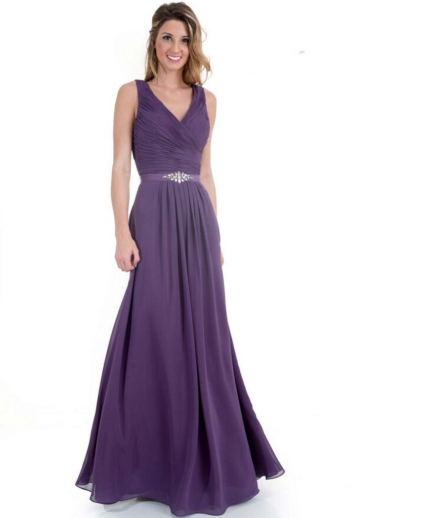 Dark purple wedding dress  Click to Buy ucuc Elegant Cheap Plus Size Brides Maid Dresses for
