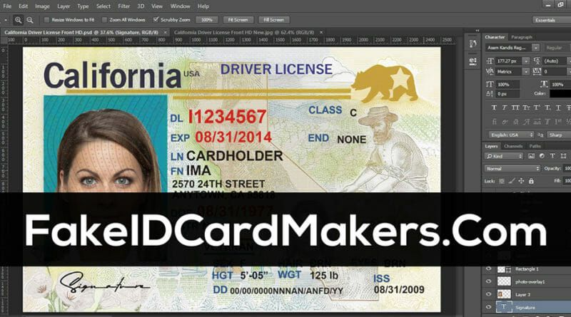 You Searched For Texas Fake Id Card Maker Online Driver