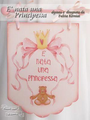 e-nata-una-principessa