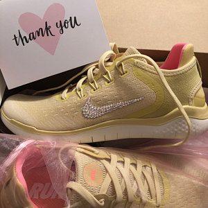 nett Swarovski Nike Air Max 270 Schuhe Blinged Out mit