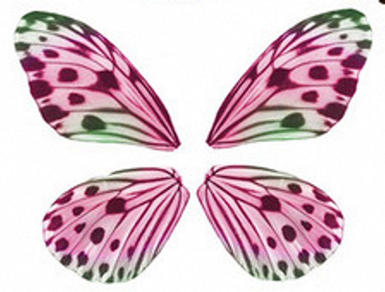 Dibujos y Plantillas para imprimir: Alas mariposas para hadas ...
