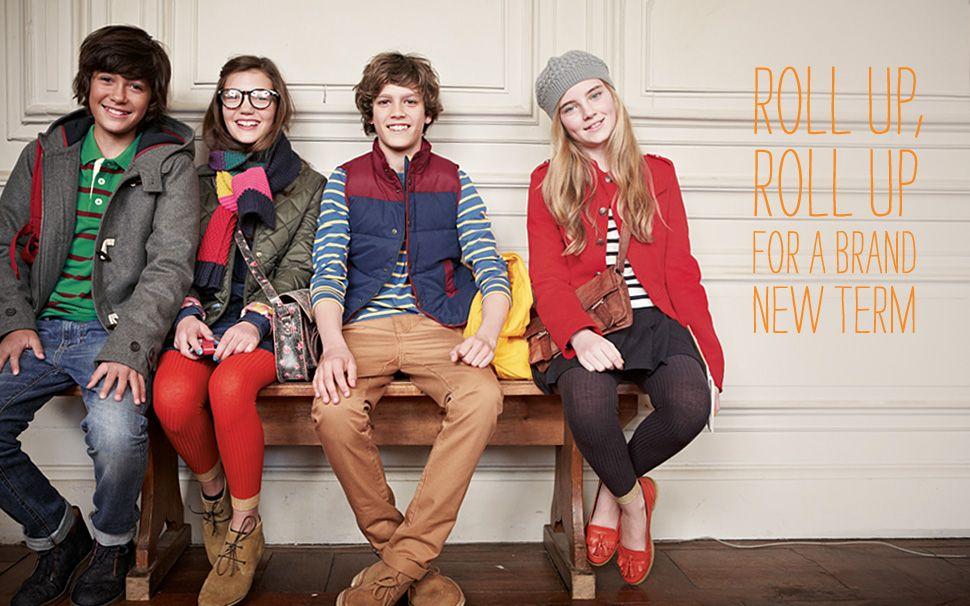 Johnnie b Clothing - Teen Clothes   Teen Fashion   Boden ...