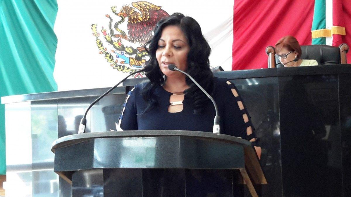 Pide Karina Velázquez que ayuntamientos contemplen presupuesto para seguridad social de policías por el riesgo que la profesión representa | El Puntero