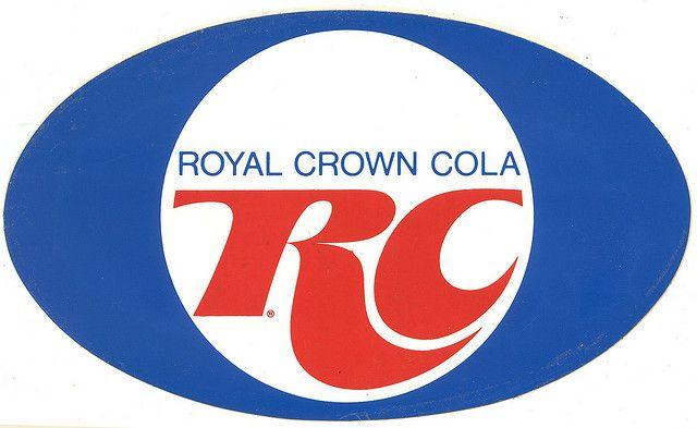 "RC-4 18/"" RC COLA ROYAL CROWN BOTTLE MACHINE SODA POP STICKER DECAL"