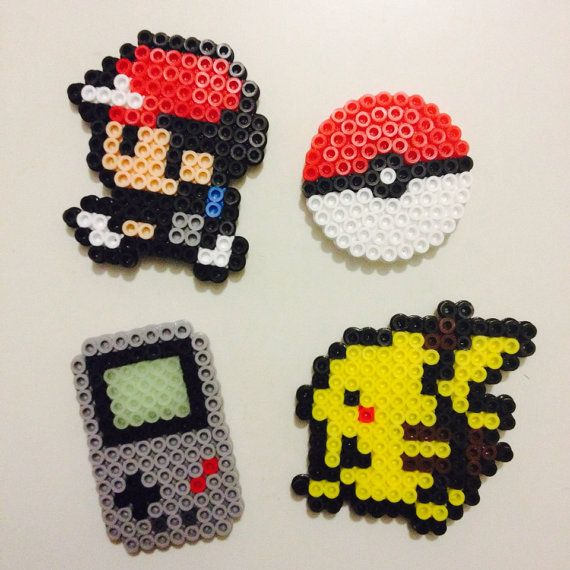Pokemon Magnet Set | Le Geek C\'est Chic | Pinterest