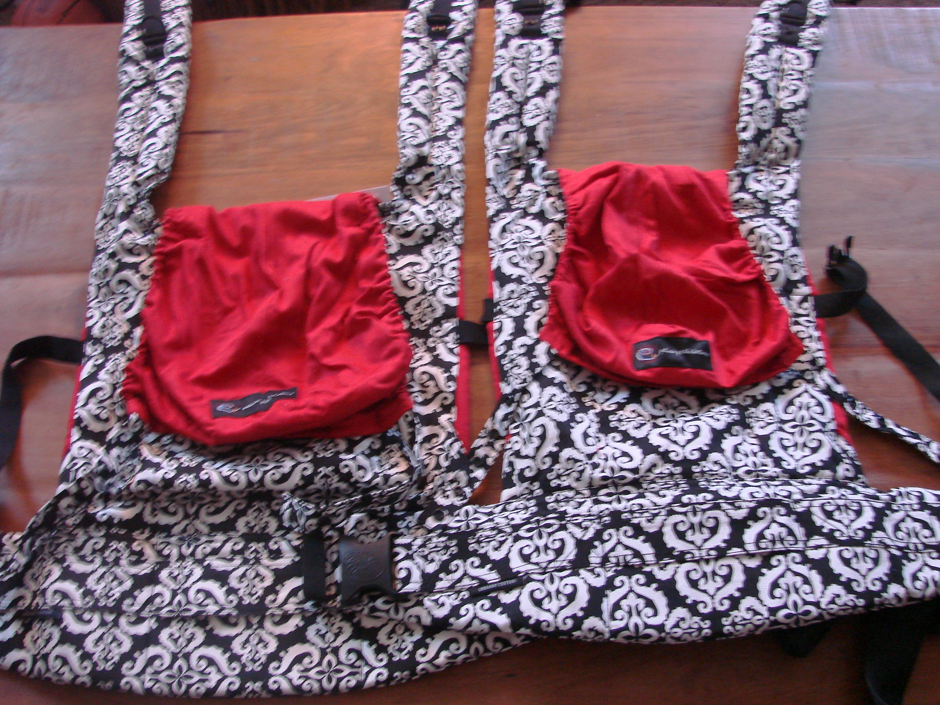 2f62e3efcba How To Spot a Fake Fez Ergo Baby Carrier  from the Petunia Pickle ...