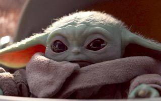 Its Name Is Baby Yoda Until Proven Otherwise Yoda Meme Yoda Wallpaper Star Wars Yoda