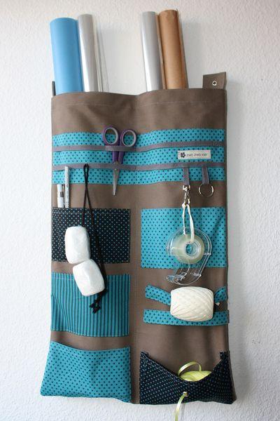 geschenkpapier organizer wandutensilo sew n hen pinterest geschenkpapier organizer. Black Bedroom Furniture Sets. Home Design Ideas