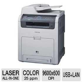 Samsung Clx 6250fx Wireless Color Printer With Scanner Copier Fax