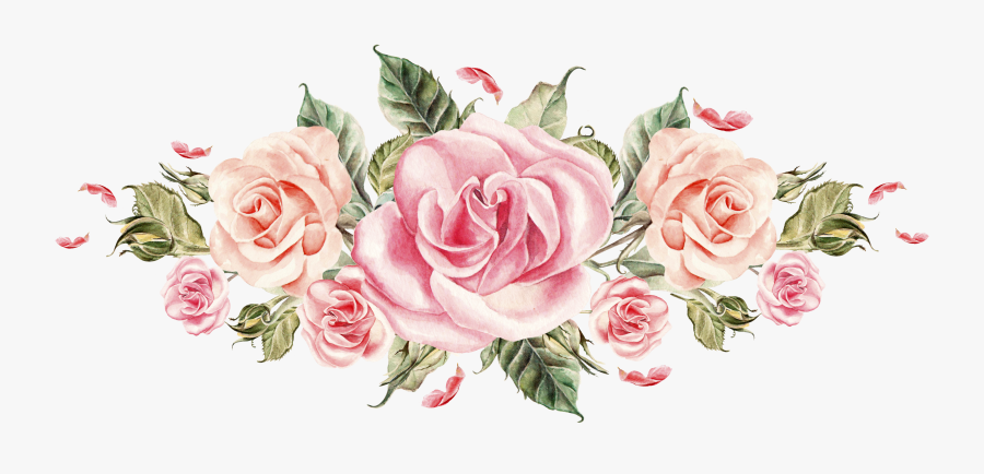 Pink Rose Flower Clipart Rose Flower Png Flower Clipart Pink Rose Flower