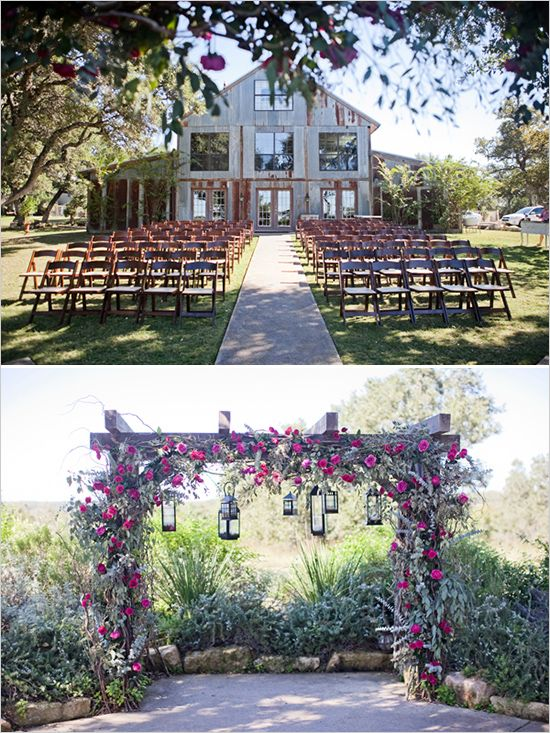 Inspiration For The Most Beautiful Ceremony Decor Aisle Arches Ideas And