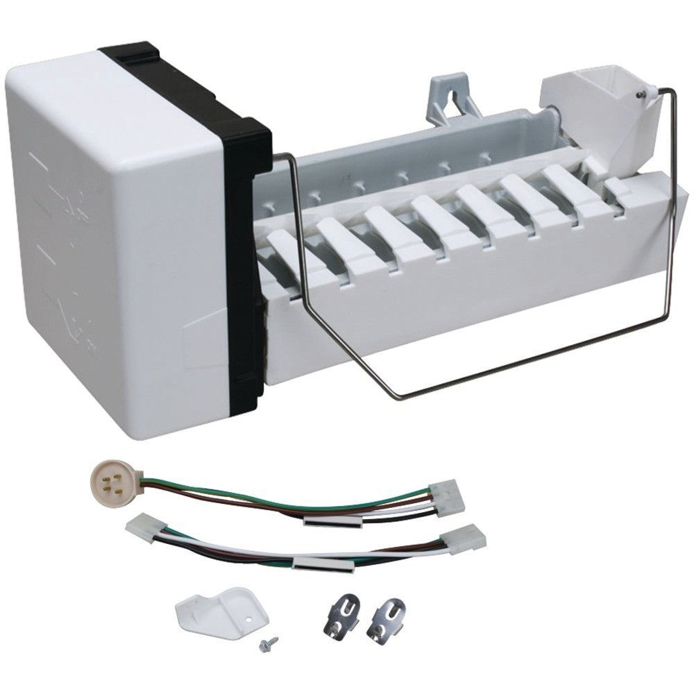 EXACT REPLACEMENT PARTS ER4317943L Ice Maker (Replacement for ... on collar maker, portal maker, spiral maker, hurricane maker, silhouette maker, plate maker,