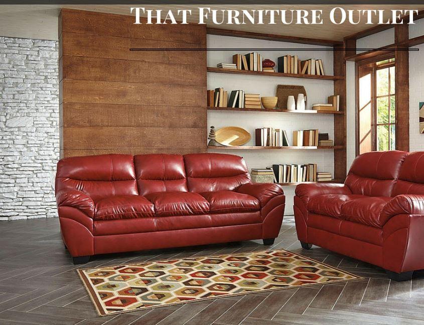 Ashley Tassler Sofa Loveseat At That Furniture Outlet Edina That