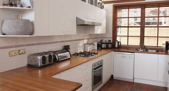DIY How to paint melamine kitchen cabinets | Painting ...