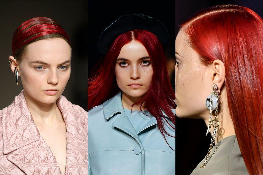 Haarfarben Herbst Winter 2020 2021 Der Grosse Farb Check Diese Haarfarben Tragen Wir Im Herbst Und Winter 2020 2021 Haarfarben Trend Haarfarben Trendfrisuren