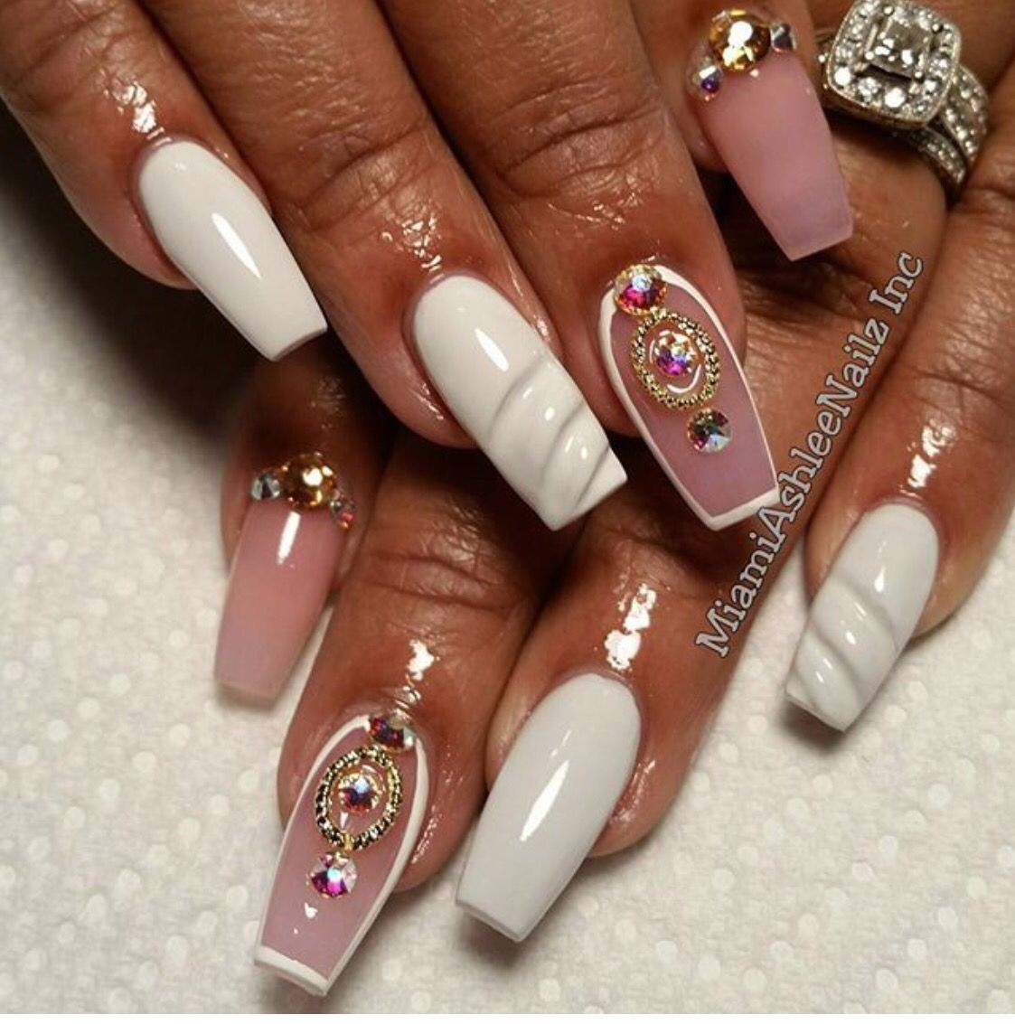 Manicure · Nails On FleekDope ... - Pin By Shanika K On Nail HeART Pinterest Dope Nails, Dope Nail