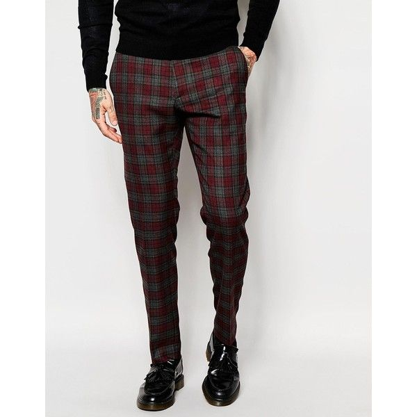 dc95a431edc2 See this and similar ASOS men's dress pants -