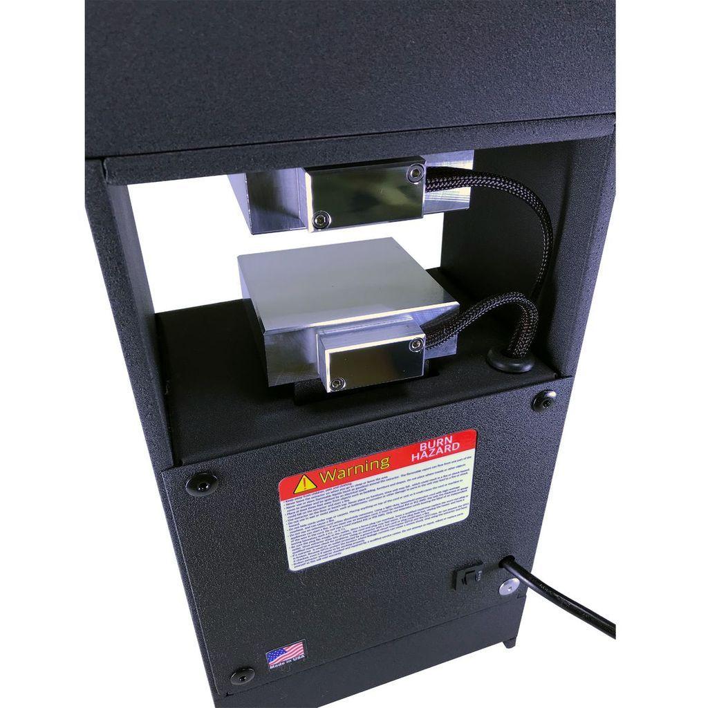 NugSmasher OG Original 12 Ton Manual Rosin Press The