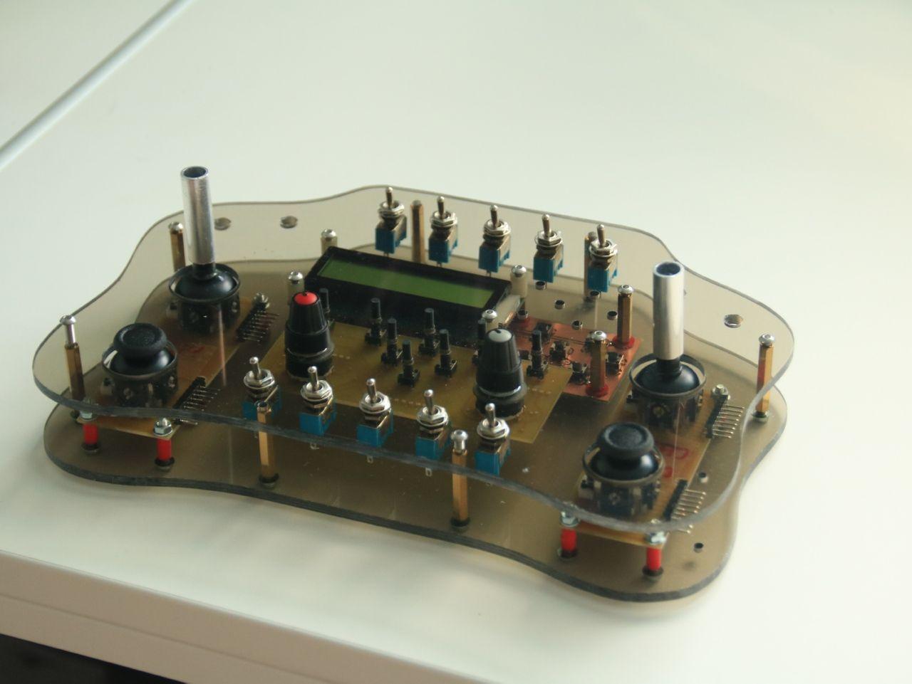 DIY Arduino RC Transmitter/Controller | elektronika in 2019 | Diy