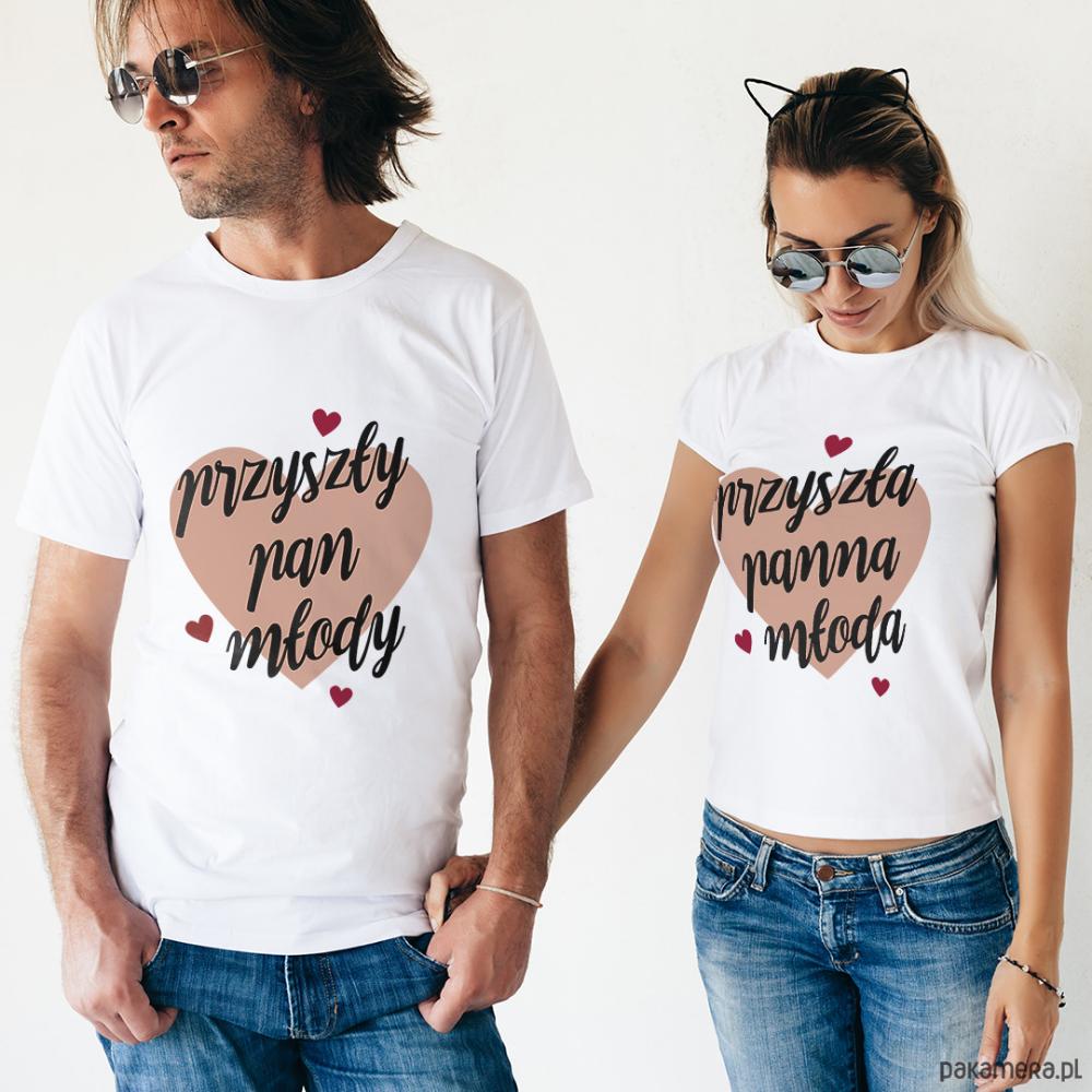 Koszulki Dla Par Przyszla Para Mloda Pakamera Pl Fashion T Shirt Women S Top