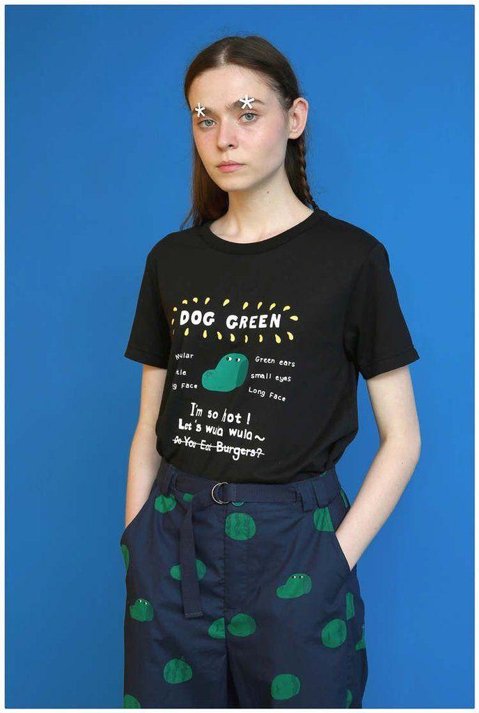 Tyakasha Mr. Green Digital Print Watermelon Pants By BKBT Concept ...