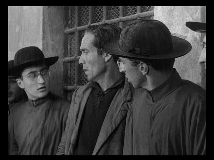 Image result for Sergio leone in Bicycle thieves