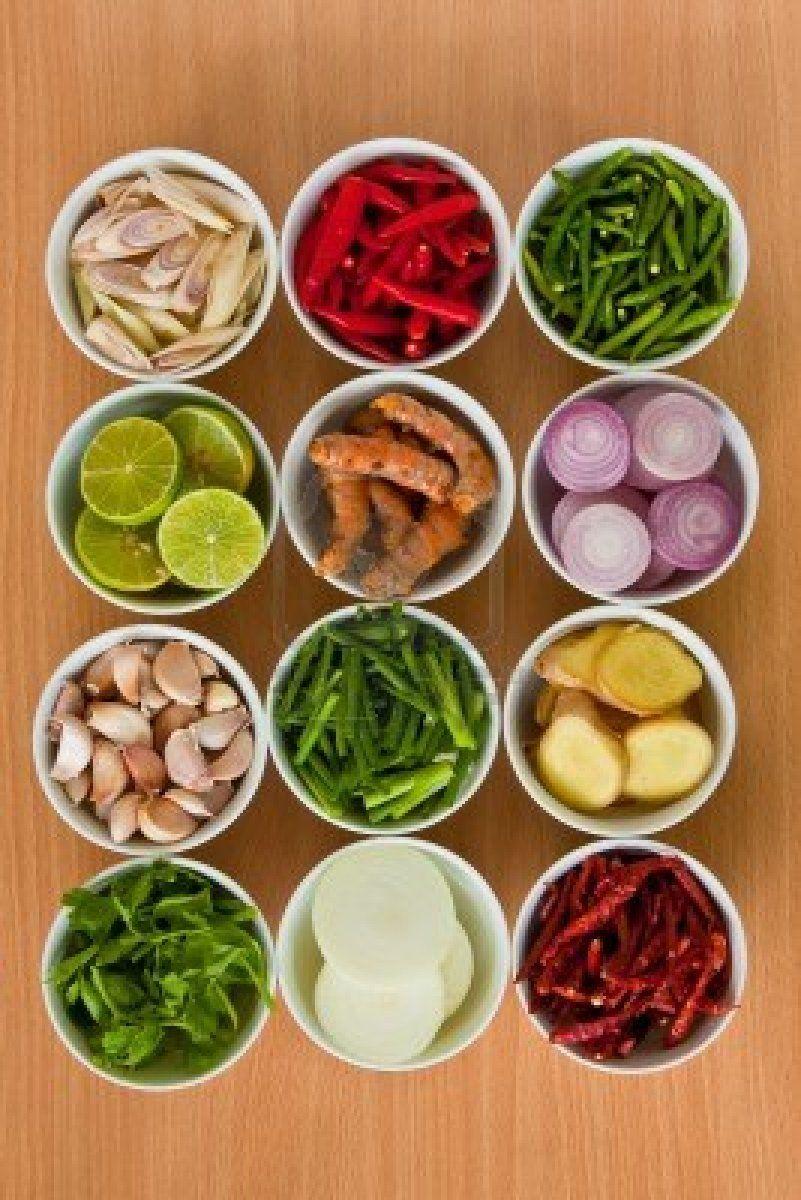 Thai food ingredients culinary pinterest food thai thai food ingredients forumfinder Images