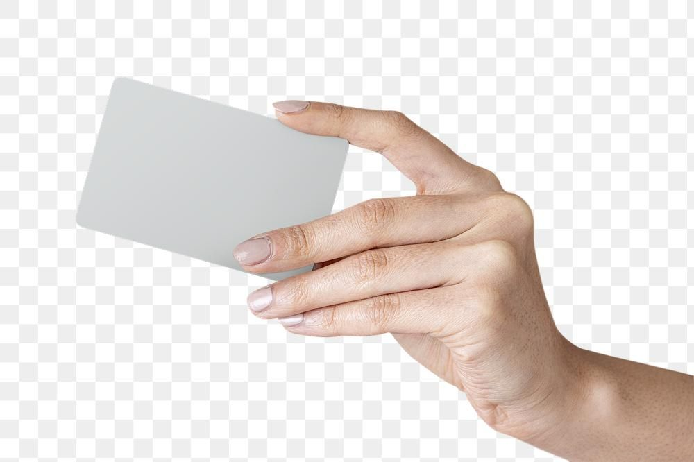 Hand Holding A Blank Card Transparent Png Free Image By Rawpixel Com Teddy Rawpixel Blank Cards Hand Holding Card Pixel Image