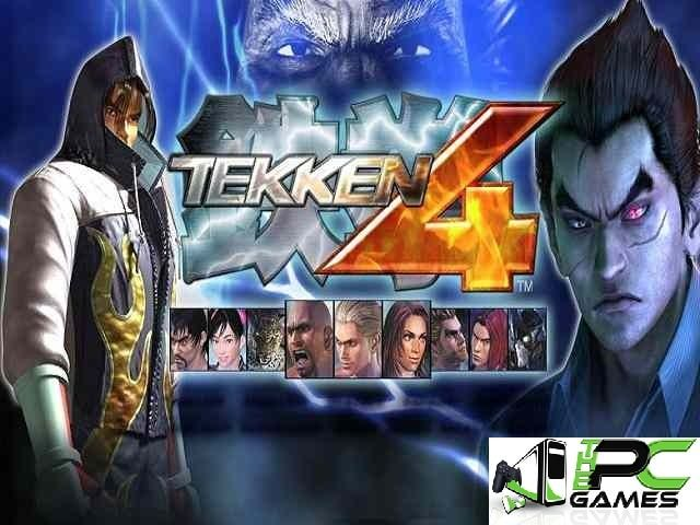 Tekken 4 (Video Game), Full Version, PC Game, Download Free