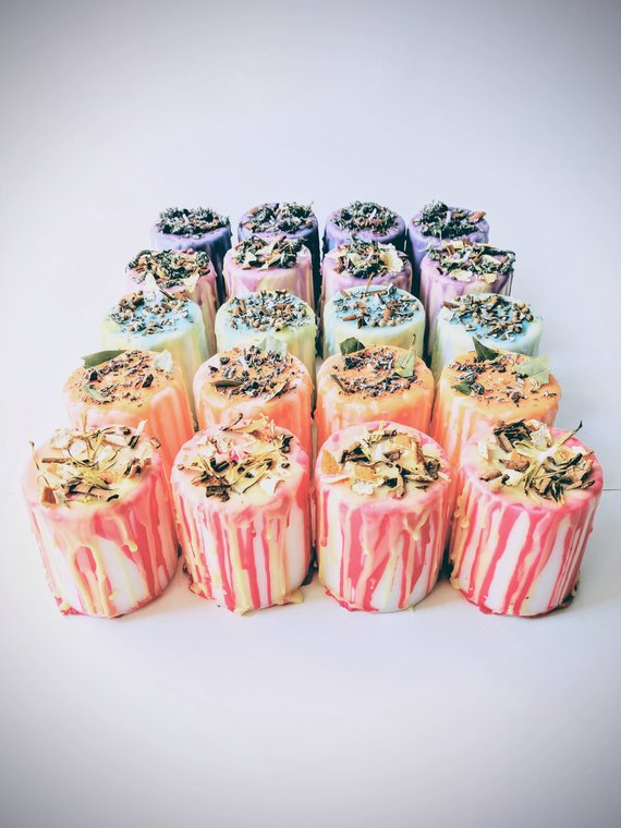 Wedding Favors Wholesale.Spell Candle Favors Wholesale Lot Pagan Wedding Favors Witchy